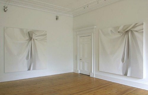 whitehotel:  Alison Watt, Ingleby Gallery exhibition (2004)