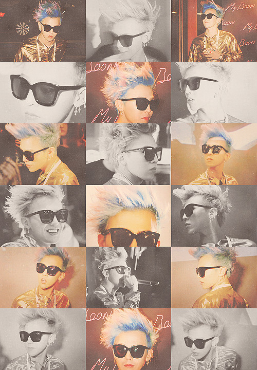 Most Favorite GD Hairstyle