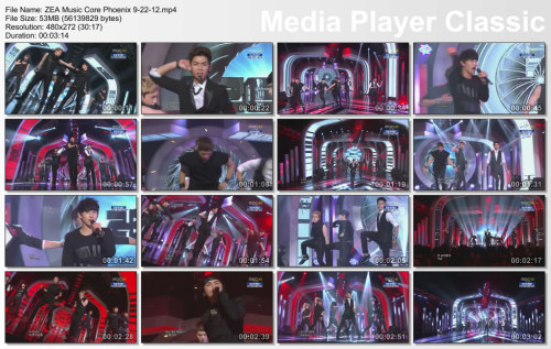 aznbombr1022:  ZE:A Music Core Phoenix 9-22-12 http://www.mediafire.com/?bg4a929q96l6rc8 - Mediafire IPod Touch & IPhone Ready Use Quicktime Player or Itunes to watch on the PC