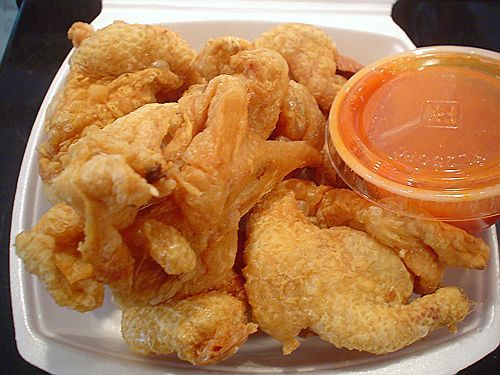 This is a post for my awesome friends who love deep fried chicken skin :) YOU KNOW WHO YOU ARE!!!!!