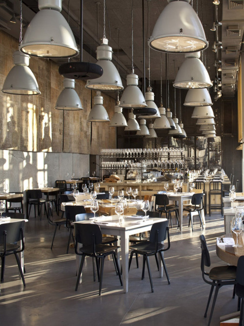 aros:  Jaffa restaurant by BK Architects, Tel-Aviv