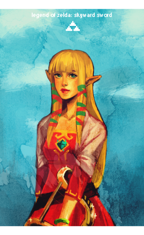 ninthrevolver:  i tried 2 paint!! I also tried to finish Skyward Sword today, but that… did not happen….