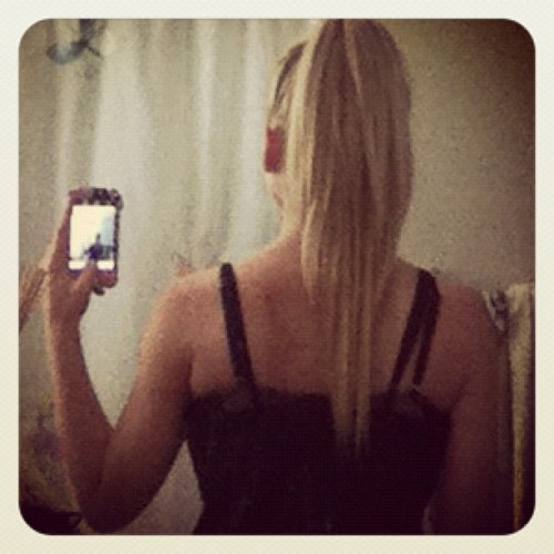 Yeah. Long hair DO CARE. Because, ya know. Mine's real, betch. #blonde #longhair #longhairprobz #natural #me #screwnocare #docare #stopit 😂 (Taken with Instagram)