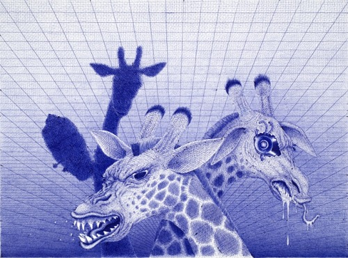 Scary Giraffes - Scott Espeseth - Sugar