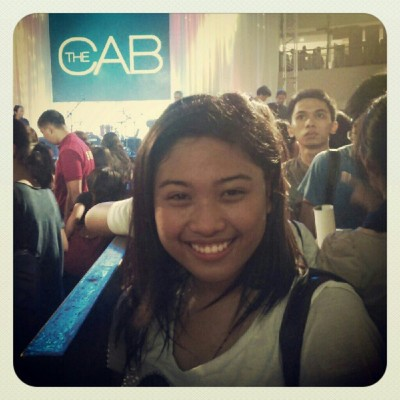 BEST NIGHT OF MY LIFE!!!! <3 #TheCabLiveatAyalaMalls #instagood #Soldier #Forever #Endlessly  #TGIF  (Taken with Instagram)