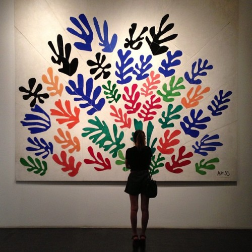 jeffbroadway:  @nikiarodriguez #matisse #lacma (Taken with Instagram at Los Angeles County Museum of Art (LACMA))  This looks lovely.