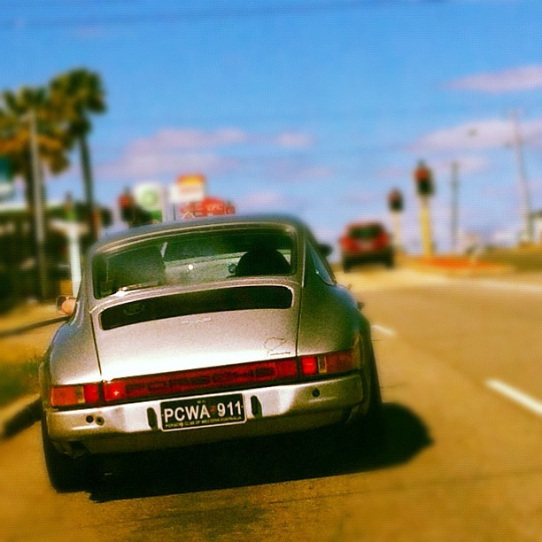 Following a convoy of this make of #Porsche from different years while driving on Rockingham Road. Well I was driving alongside another and in front of a newer model but same make. #ios #igers #iphone4 #instagram #igersperth #igerspinoy #igerswestoz #instagrammer  #instagramtastic #spearwood #fremantle #pinoy #expat #expatpinoy #cars #porscheclubofwa #westoz #westernaustralia #australia  (Taken with Instagram)