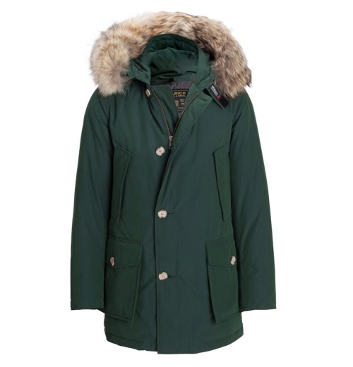 Woolrich Arctic Parka - Limited edition in Byrd cloth.   Great color.