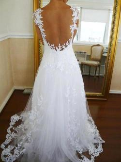 This will be my wedding dress.