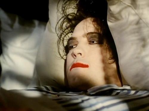 Video Stills :: The Cure :: Lullaby. Music = Art = Nightmare.