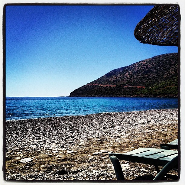 No feet-photo-holiday! #travel #turkey #holiday #seashore #nature #webstagram  (Taken with Instagram at Ovabuku Sahil)