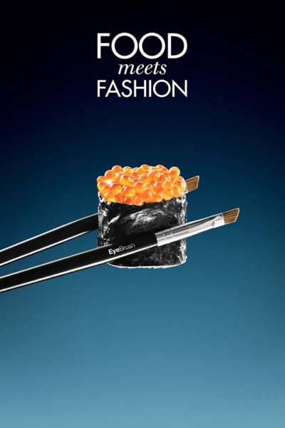 Food meets fashion