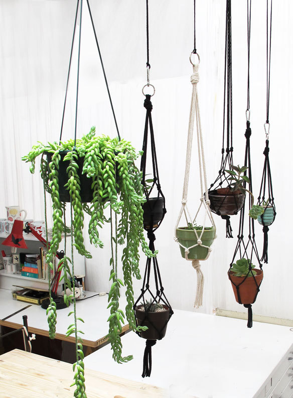 Hanging Planter Tutorial.
