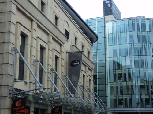 Nottingham, Cornerhouse