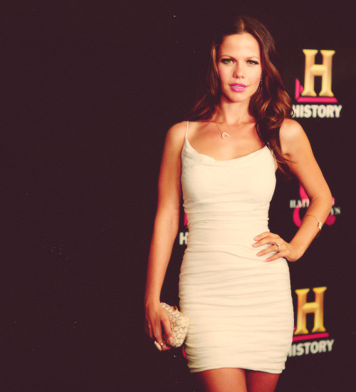 Tammin Sursok @ History Channel's Pre-Emmy Party (22.09)