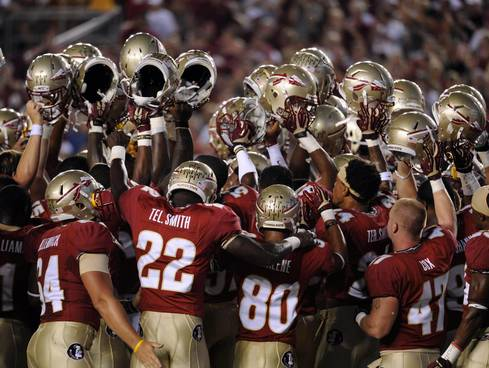 EJ Manuel, No. 4 FSU score 35 in 2nd half, top No. 10 Clemson