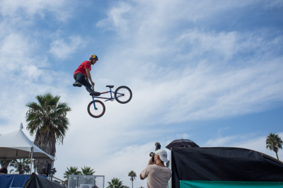 Sony Big Air Triples by Wade Hewitt 2012