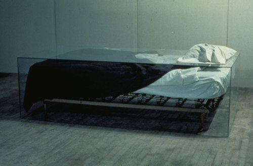 Charles Ray, Untitled (bed)