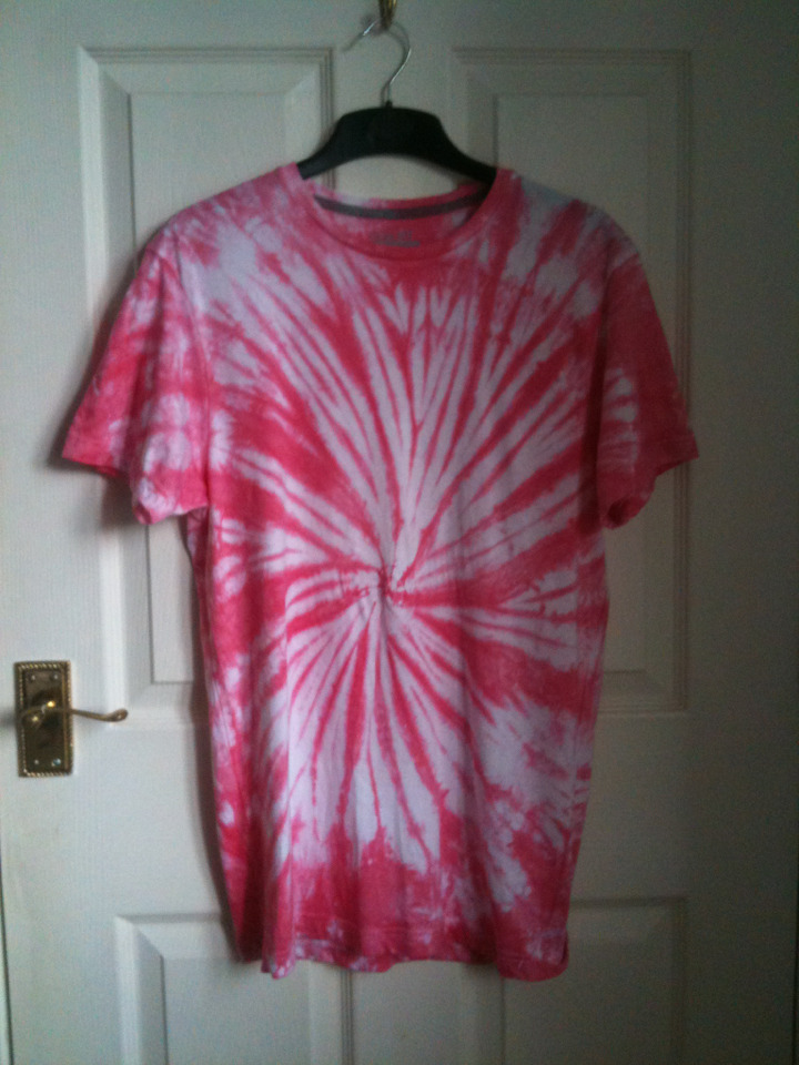 BUY IT HERE, ONLY A FIVER -http://liberateclothing.bigcartel.com/product/pink-tie-dye