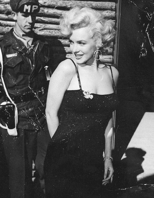 Marilyn Monroe and some things never change..