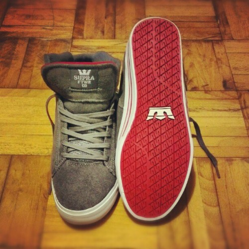 #supra #sneakers (Taken with Instagram)