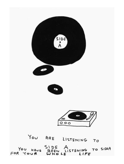 stuffandsonenterprises:      David Shrigley