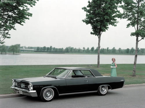 (via CC Outtake: 1964 Pontiac Grand Prix – Almost A GM Greatest Hit)