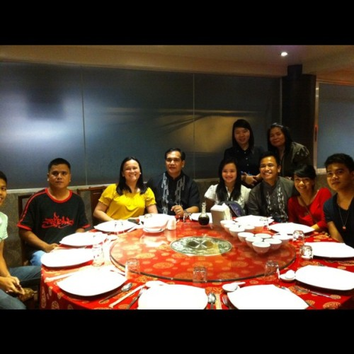 Dinner after church :) soooo good ! (Taken with Instagram at mandarin sky)