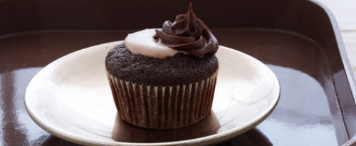 Triple Chocolate Cream Filled Cupcakes  http://www.duncanhines.com/recipes/cupcakes/dh/triple-chocolate-cream-filled-cupcakes