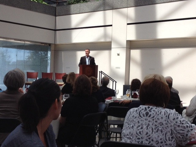 EDUCATION SUCCESS SYMPOSIUM AT LOYOLA MARYMOUNT UNIVERSITY Superintendent Dr. John Deasy and several other leaders with LAUSD joined about 200 educators around the Los Angeles region at LMU this weekend.  The group, including traditional and charter schools throughout Los Angeles and Orange Counties, discussed what educational practices have worked best in their schools and shared ideas on how to further improve public education.