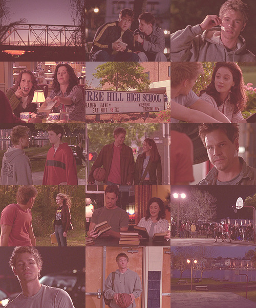 Happy Birthday to the show that changed my lifeOne Tree Hill - September 23rd 2003