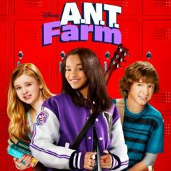 I am watching ANT Farm                                      Check-in to               ANT Farm on GetGlue.com