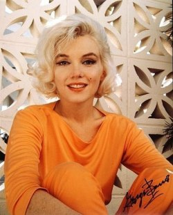 Marilyn Monroe in 1962 by George Barris!