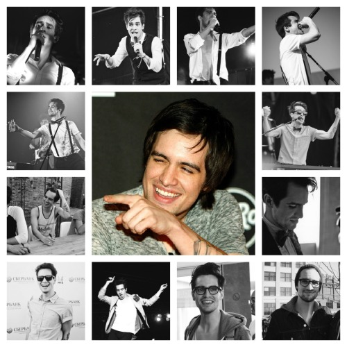 A Brendon collage :')