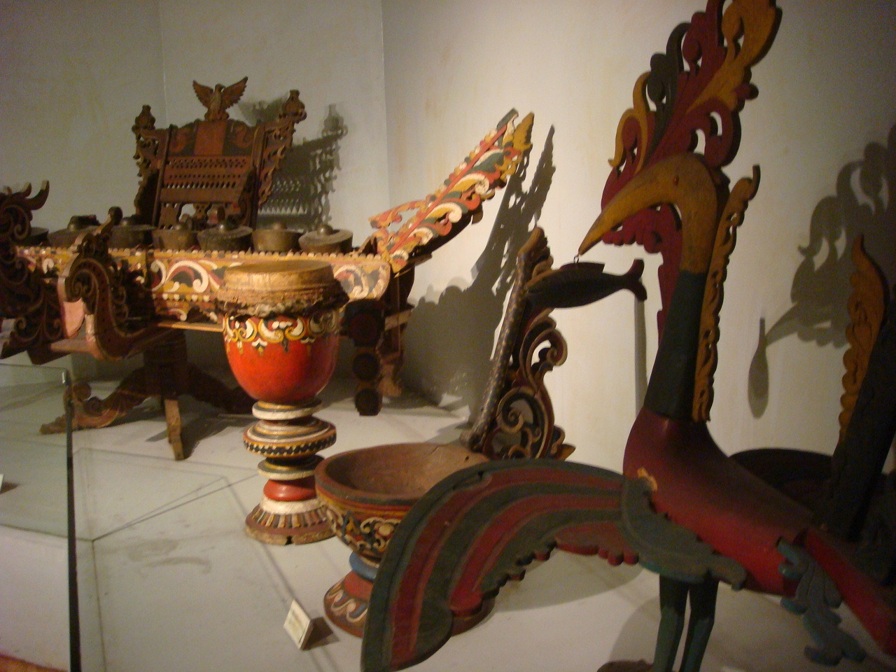 From a recent trip to the Pambansang Museo (National Museum). 09/19/2012