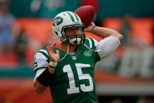 Tebow fake punt gives Jets offense a little spark
