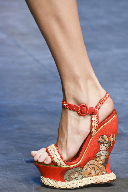 Dolce and Gabbana s/s 2013