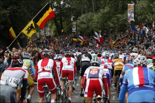 Road World Championships 2012 | Elite Men Road Race (via Het WK wielrennen in beeld (31) - Sportwereld)