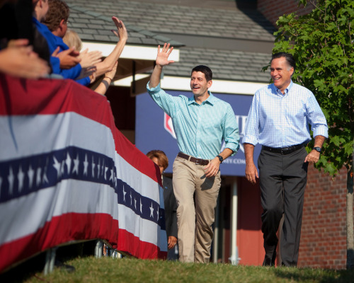 Today only, you could win the chance to join Mitt and Paul Ryan in Ohio on Tuesday for a day on the road. Make sure to enter before midnight! http://mi.tt/RNccCz