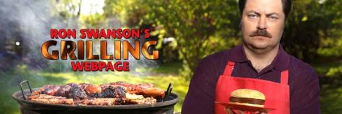 This is an internet page for those interested in how to properly grill meat. I never learned to grill by reading, and I recommend that you don't either. Exit your computer and go learn how to grill like a man. Thank you, Ron Swanson