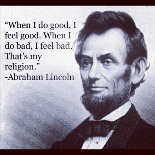 One of the BEST Presidents to ever lead our Nation (Taken with Instagram)