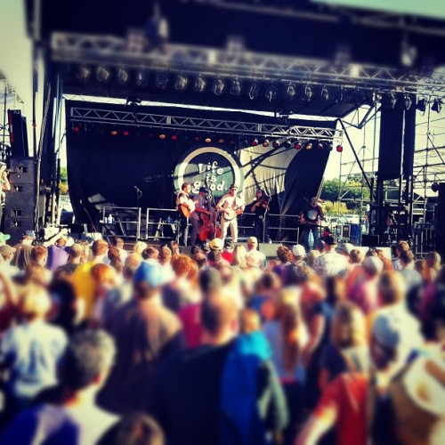 BLUEGRASS! #ligfest  (Taken with Instagram)