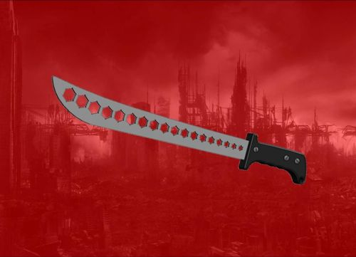 The Machete Wrench For multi-tasking… during the zombie apocalypse… (via Apocalypse Mechanics Machete)