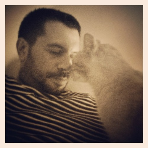 #me & #tarcin #cat #cats #pet #pets #webstagram #ig #instahub #instagood #instagram #iphonesia #iphoneonly #love (Taken with Instagram)