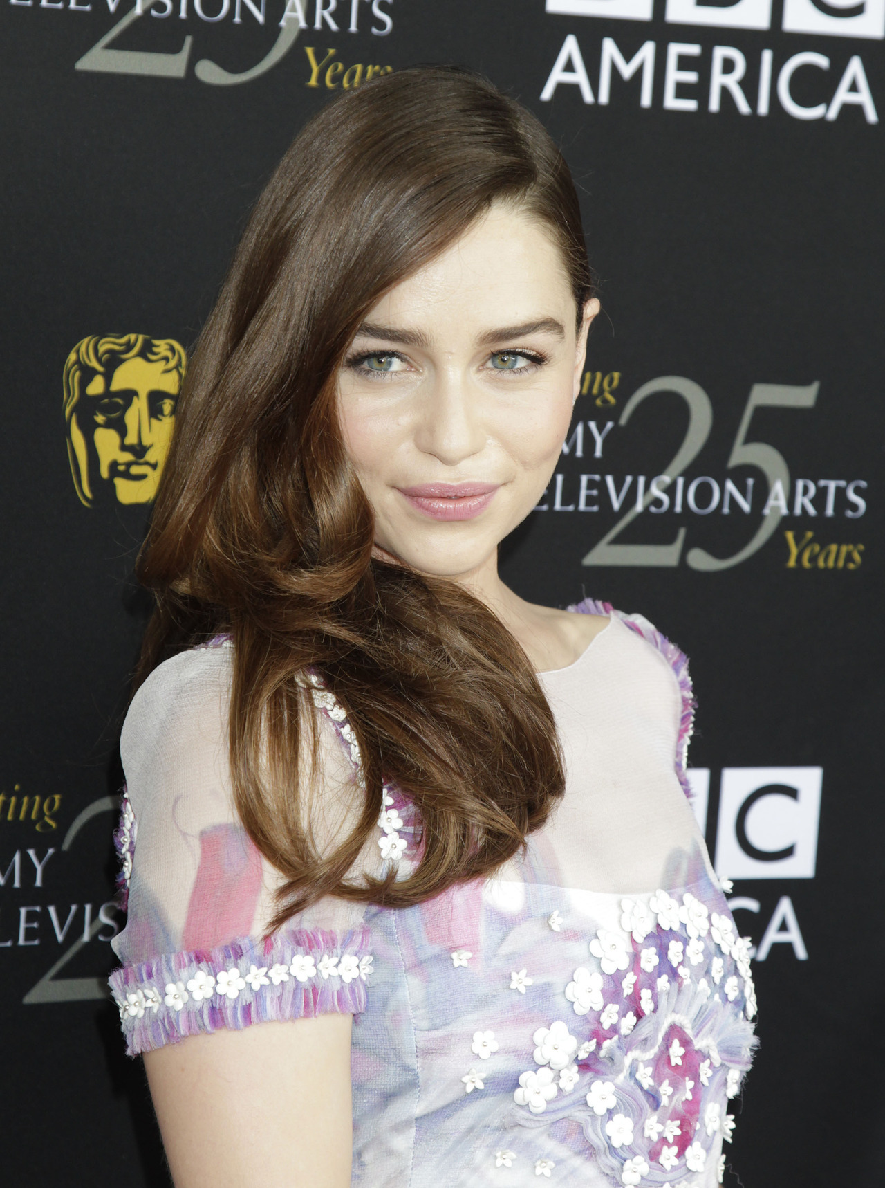 Emilia Clarke - BAFTA LA TV Tea, September 22nd 2012