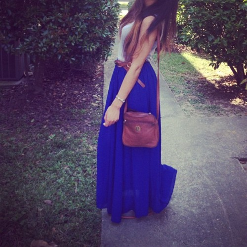 fashionfever:  Sunday's outfit . (Taken with Instagram)