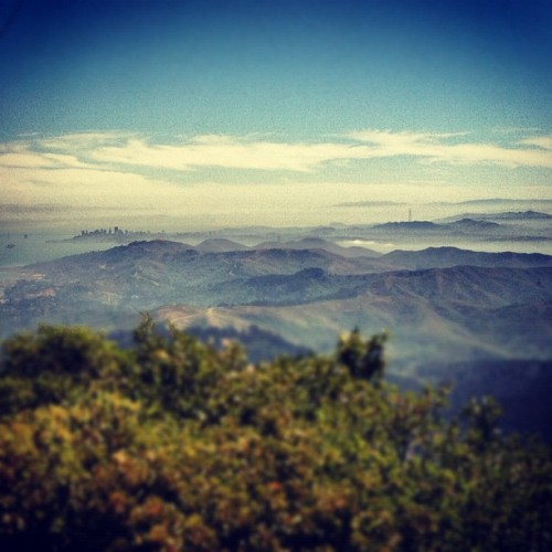 Tam Summit (Taken with Instagram)