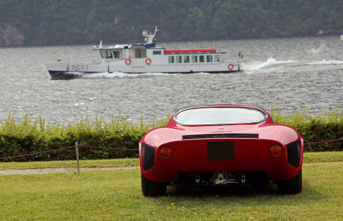 carpr0n:  Time for a break Starring: Alfa Romeo Tipo 33 Stradale (by RGT3 Pics)