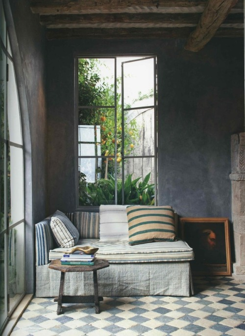 notesondesign:  cozy nook