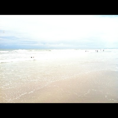 #nofliter #helloparadise #beautiful #ocean #beach #greattimes  (Taken with Instagram)